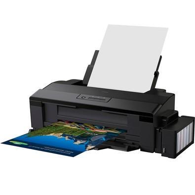 Impressora Fotográfica Ecotank Epson Colorida, USB 2.0, A3+, - L1800