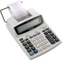 Calculadora Elgin com Impressão Bicolor 12 Digitos MA5121