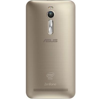 Smartphone Asus Zenfone 2, 32GB, 13MP, Tela 5.5´, Dourado - ZE551ML-6G545WW
