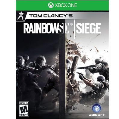 Game Tom Clancys Rainbow Six: Siege Xbox One