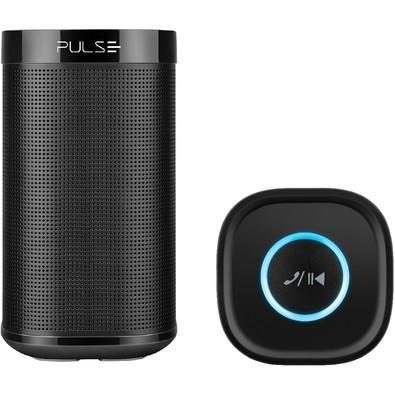 Caixa de Som Bluetooth Pulse LED Light USB 10 RMS - SP204
