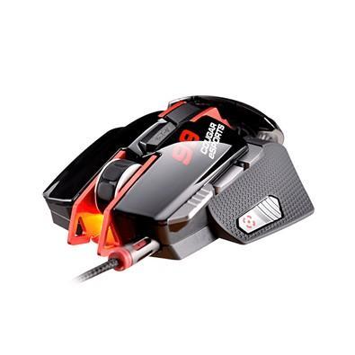 Mouse Gamer Cougar 8200DPI 8 Botões Preto e Vermelho 700M e-sports
