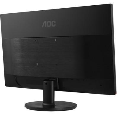 Monitor Gamer AOC LED 24´ Widescreen, Full HD, HDMI/VGA/DVI/Display Port, FreeSync, Som Integrado, 1ms - G2460VQ6
