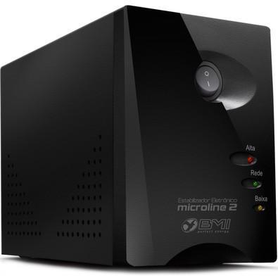 Estabilizador BMI Microline2 - 1000VA 220/220V - ML2-100022