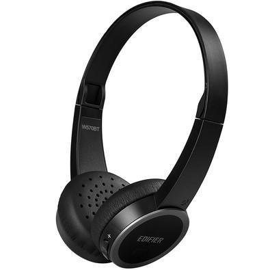Fone de Ouvido Headphone Bluetooth Preto Edifier W570bt