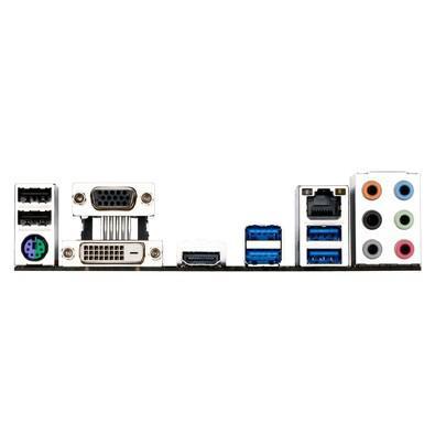 Placa-Mãe GIGABYTE p/ Intel LGA 1151 mATX GA-B150M-D3H DDR4, HDMI, VGA, SATA Express, M.2, SATA 6Gb/s, USB 3.0