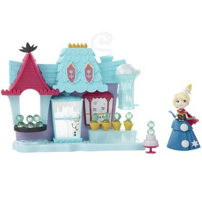 Mini Playset Frozen Elsa - Hasbro B5194