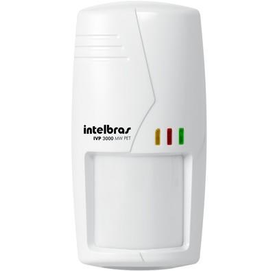 Sensor Passivo Intelbras IVP 3000 MW PET - 4540004