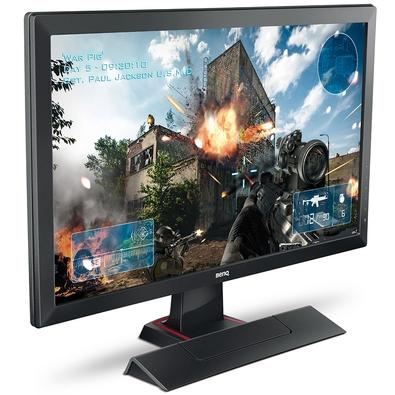 Monitor Gamer Zowie LED 24´ Widescreen, Full HD, HDMI/VGA/DVI, Som Integrado, 1ms, Grafite - RL2455