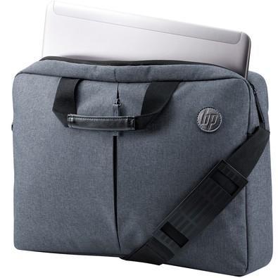 Maleta HP Atlantis para Notebook até 15.6´ - Slim com organizador - Cinza - K0B38AA