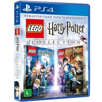 Game Lego Harry Potter Collection PS4