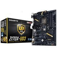 Placa-Mãe GIGABYTE p/ Intel LGA 1151 ATX GA-Z170X-UD3 DDR4 USB 3.1