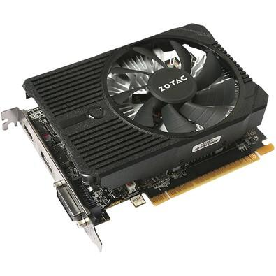 Placa de Vídeo Zotac NVIDIA GeForce GTX 1050 Ti Mini 4GB, GDDR5 - ZT-P10510A-10L