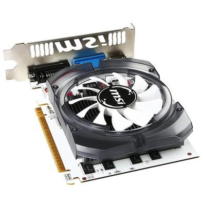 Placa de Vídeo MSI NVIDIA GeForce GT 730 2GB, DDR3 - N730-2GD3V3