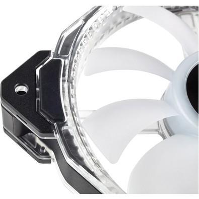 Cooler FAN Corsair HD120 120MM LED com Controlador CO-9050066-WW