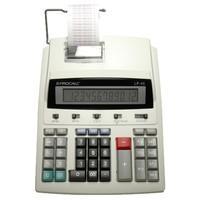 Calculadora Procalc Impressão, 12 dígitos, Bivolt LP45 Branca