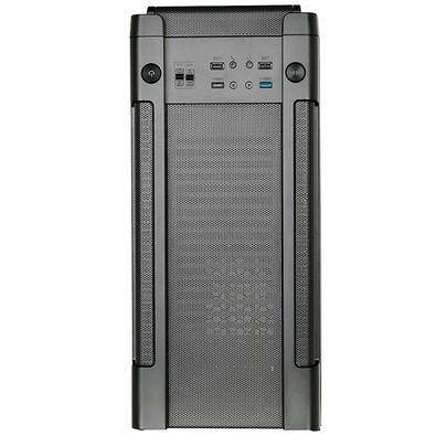 Gabinete Thermaltake Versa C21 RGB Preto - CA-1G8-00M1WN-00