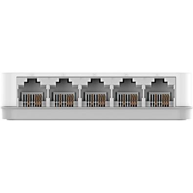 Switch D-Link 5 Portas Fast Ethernet DES-1005C