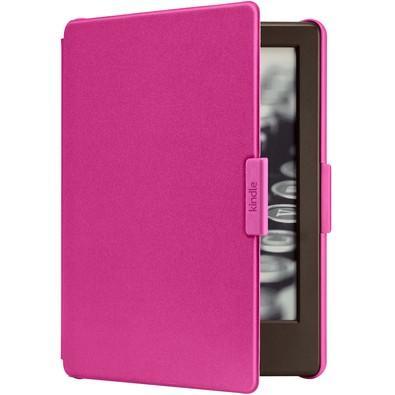 Capa Kindle 8ª Geração AO0520 Rosa