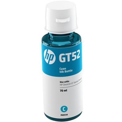 Refil de Tinta HP GT52, Ciano - M0H54AL