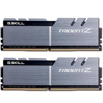 Memória G.SKill Trident Z 16GB (2x8GB) 3200MHz DDR4 CL 15 - F4-3200C15D-16GTZSK