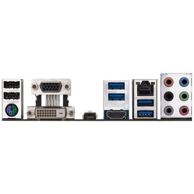 Placa-Mãe GIGABYTE p/ Intel LGA 1151 mATX GA-H270M-GAMING 3 DDR4