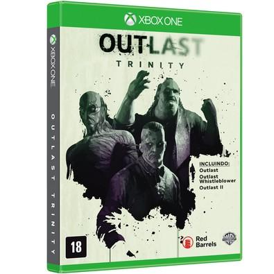 Game Outlast Trinity Xbox One