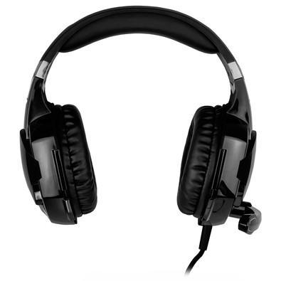 Headset Gamer NOX KROM Kyus 7.1, com Microfone NXKROMKYS