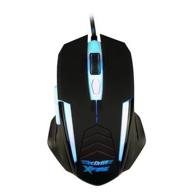 Mouse Usb Óptico Led 3200 Dpis Shinigami Tecdrive