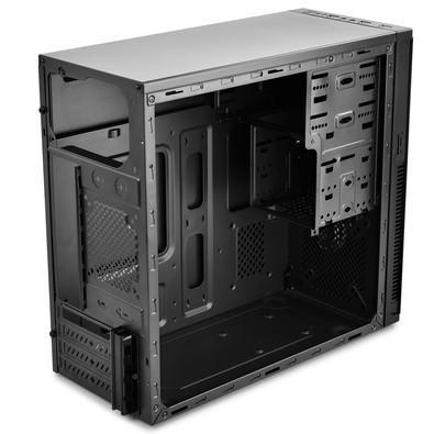 Gabinete DeepCool Micro-ATX/Mini-ITX sem Fonte Frame Preto