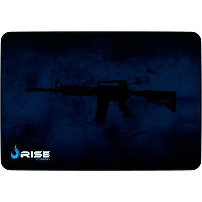 Mousepad Gamer Rise Mode M4A1, Speed, Médio (290x210mm) - RG-MP-04-M4A