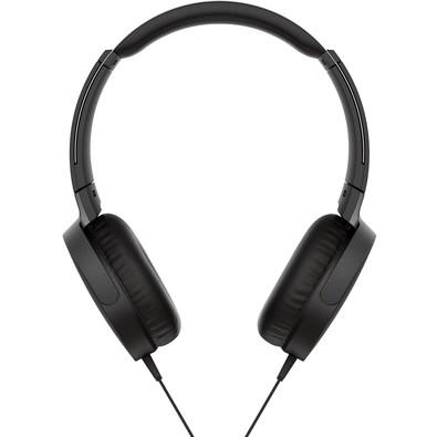 Headphone Sony Preto MDRXB550AP/B