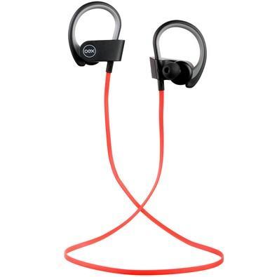 Fone de Ouvido Bluetooth OEX Vermelho HS303
