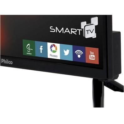 Smart TV Philco 28´ LED HD com Conversor Digital 2 HDMI 1 USB Wi-Fi - PH28N91DSGW
