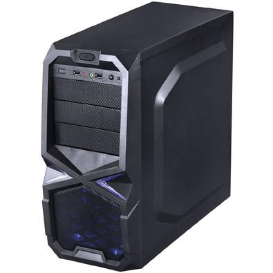 Computador Gamer Movva Intel Core i7-7700, 8GB, HD 1TB, Linux, GTX 1050 TI - MVX7H1101T8