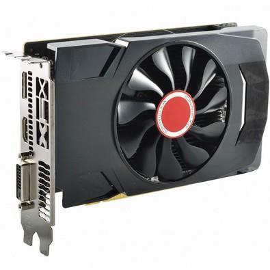 Placa de Vídeo XFX AMD Radeon RX 560 2GB 14CU Single Fan, GDDR5 - RX-560D2SFG5