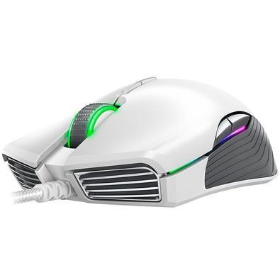 Mouse Gamer Razer Lancehead Tournament Edition Mercury White 16.000 DPI - RZ01-02130200-R3M1