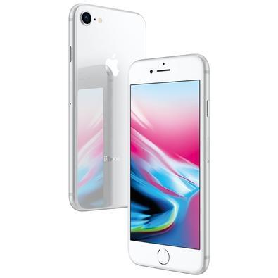 iPhone 8 Prateado, 64GB - MQ6H2
