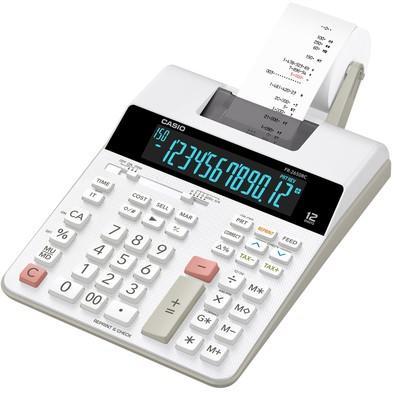 Calculadora de Impressão Casio  FR-2650RC-WE Branca