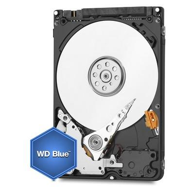 HD WD Blue SATA 2.5´ p/ Notebook 1TB 5400RPM 128MB Cache SATA 6.0Gb/s WD10SPZX