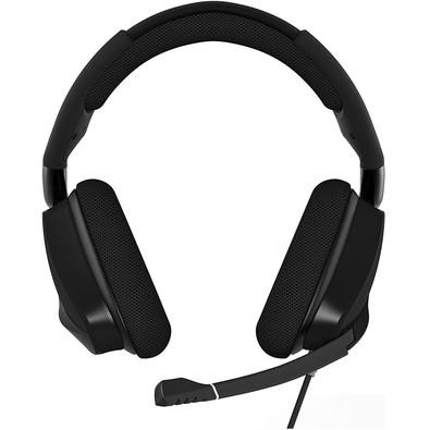 Headset Gamer Corsair USB Dolby 7.1 RGB Carbon Void Pro - CA-9011154