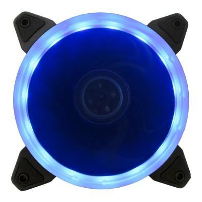 Cooler FAN Ring Bluecase 12cm Azul BFR-05B