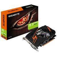 Placa de Vídeo VGA NVIDIA GIGABYTE GEFORCE GT 1030 2GB OC GDDR5 GV-N1030OC-2GI