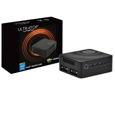 Computador Ultratop Liva Ze Plus, Intel Core i3-7100U, 4GB, 500GB, Windows 10 Home - UL7100U4500W