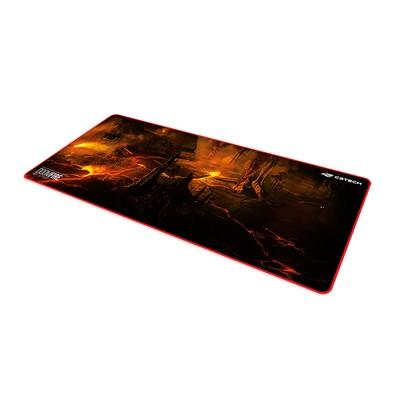 Mousepad Gamer C3 Tech Doom Fire, Speed, Extra Grande (700x300mm) - MP-G1100