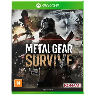 Game Metal Gear Survive Xbox One