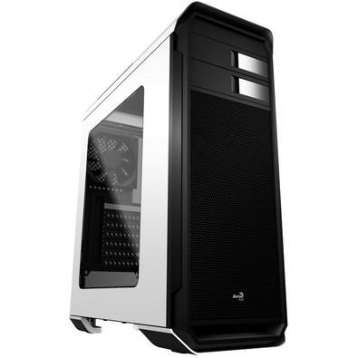 Computador Gamer NTC Intel Core i5-7400, 8GB, HD 1TB, Windows 10 (Versão de Avaliação), Branco - 8813