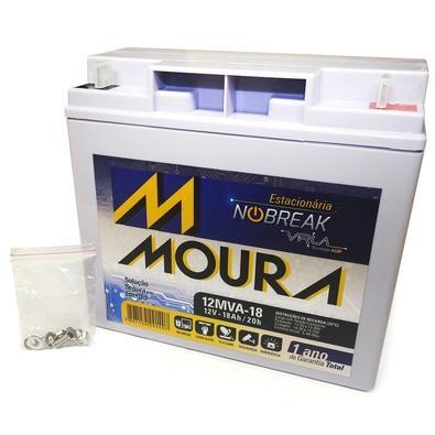 Bateria Selada Moura 12V 18Ah 36337-9