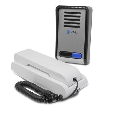 Porteiro Eletrônico HDL F8-S 90.02.01.217 Branco