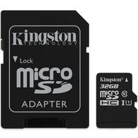 Cartão de Memória Kingston Canvas Select MicroSD 3..